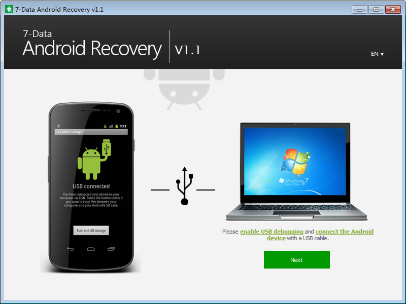 Android Recovery Software to Recover Photo, Picture, and File