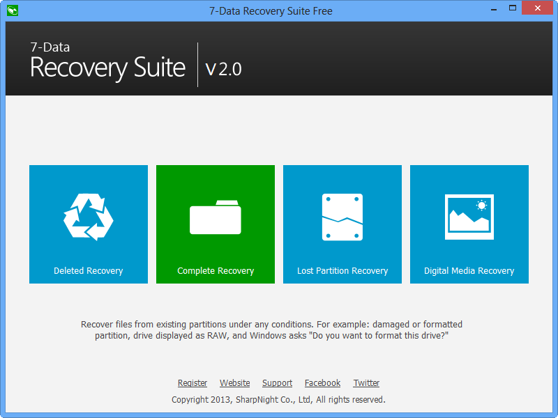 Icare data recovery software free download for windows 10, 7, 8.