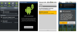 USB Connect Android to PC